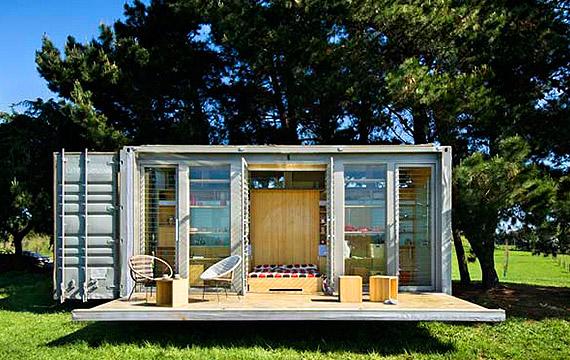 Container Haus - gruenstifter